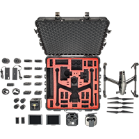 Pelican™ Flightline DJI™ Inspire™ 2 Drone Case