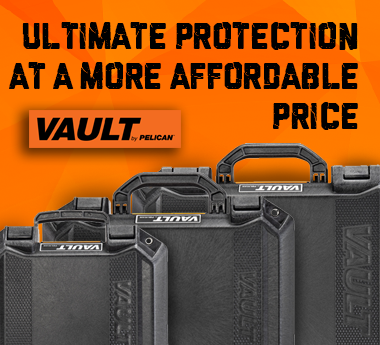 Ultimate Protection with VAULT by Pelican™