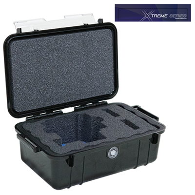 1050GPC5 Case for One GoPro® HERO® 5, HERO® 6, or HERO® cameras
