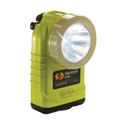 Pelican™ 3765PL LED Rechargable Photoluminescent Flashlight