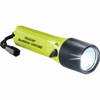 Pelican™ 2410 StealthLite™ LED Flashlight