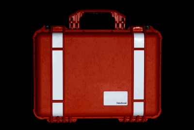 Reflective Sticker Kit for Pelican™ 1500 Case