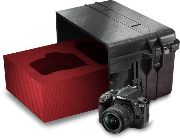 Pelican™ Case Foam