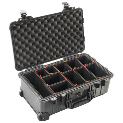 Pelican™ 1510 TrekPak™ Carry-On Case