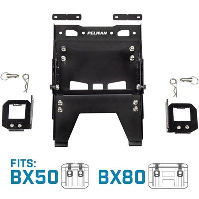 Pelican Cargo Case Side Mount
